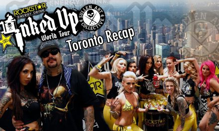 Inked Up World Tour Toronto Recap