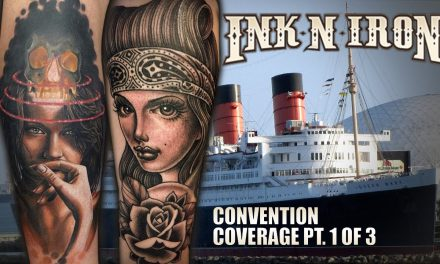 Ink N Iron Convention Coverage Pt. 1 of 3