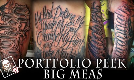 Portfolio Peek – Big Meas