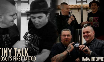 Tiny Talk – Graffiti Crews and First Tattoos