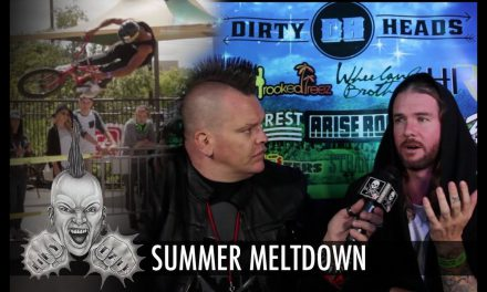 Tiny Talk – Summer Meltdown 2014 Part 1 of 2