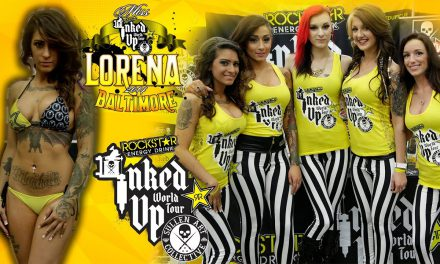 Rockstar Energy Miss Inked Up Baltimore 2014
