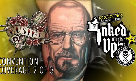 Rockstar Energy Inked Up Tour Tattoo Convention Coverage Musink part 2 of 3