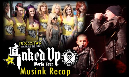 Inked Up World Tour Musink Recap