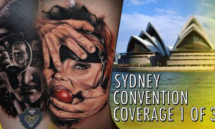 Rockstar Energy Inked Up Tour Tattoo Convention Coverage Sydney 1 of 3
