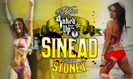 Rockstar Energy Miss Inked Up Sydney 2014