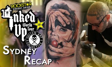 Inked Up World Tour Sydney Australia Recap