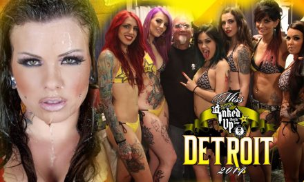 Rockstar Energy Miss Inked Up Detroit 2014