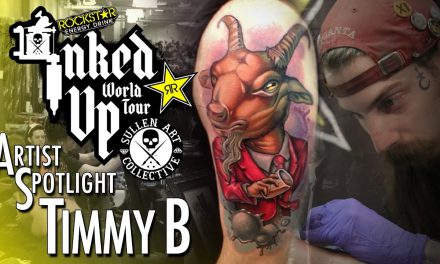 Artist Spotlight – Timmy B Inked Up World Tour Detroit