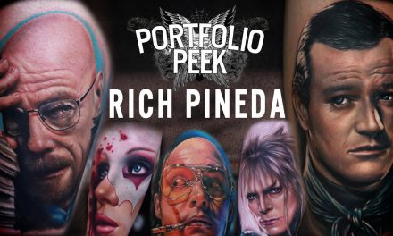 Portfolio Peek – Rich Pineda