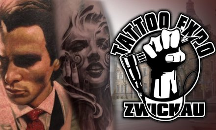 TATTOO CONVENTION COVERAGE – Zwickau 1 of 2