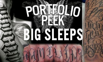Portfolio Peek – Big Sleeps