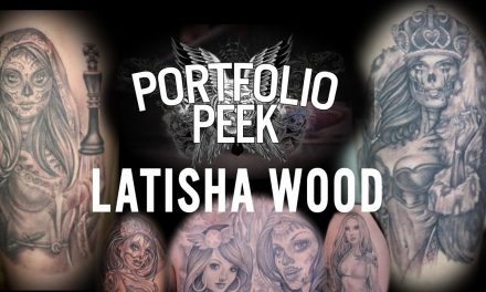 Portfolio Peek – Latisha Wood