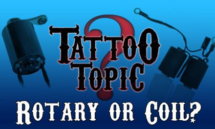 Tattoo Topic – Rotary or Coil Machines?