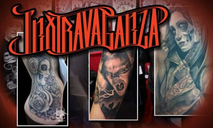 TATTOO CONVENTION COVERAGE – Inxtravaganza Anaheim, CA 2 of 2
