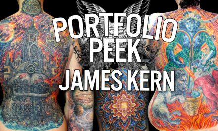 Portfolio Peek – James Kern