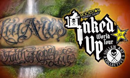 TATTOO CONVENTION COVERAGE – Rockstar Inked Up Tour Portland 1 of 2