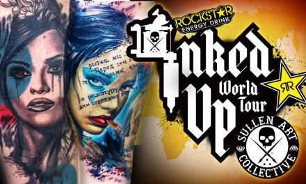TATTOO CONVENTION COVERAGE – Rockstar Inked up Tour London 3 of 3