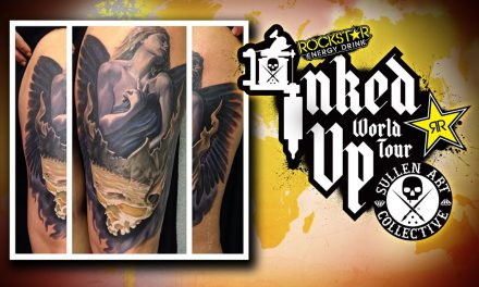 TATTOO CONVENTION COVERAGE – Rockstar Inked up Tour London 1 of 3