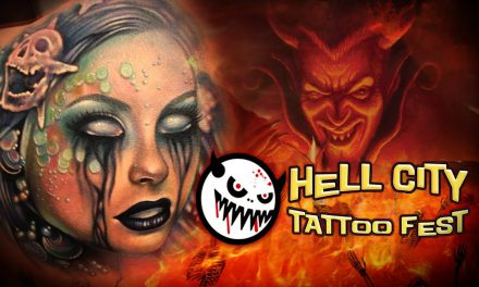 TATTOO CONVENTION COVERAGE – Hell City Fest Phoenix 2 of 3