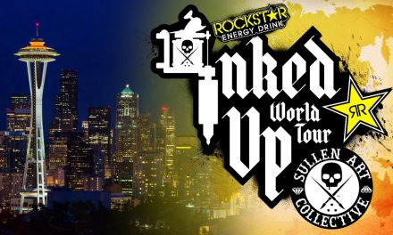 TATTOO CONVENTION COVERAGE – Rockstar Inked Up Tour Seattle 3 of 3