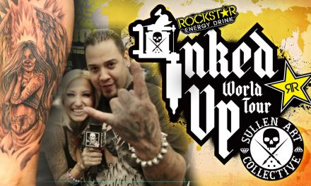TATTOO CONVENTION COVERAGE – Rockstar Inked Up Tour Seattle 2 of 3