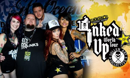 TATTOO CONVENTION COVERAGE – Rockstar Energy Miss Inked Up Seattle