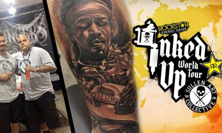 TATTOO CONVENTION COVERAGE – Hawaii Pacific Ink and Art Expo 1 of 3