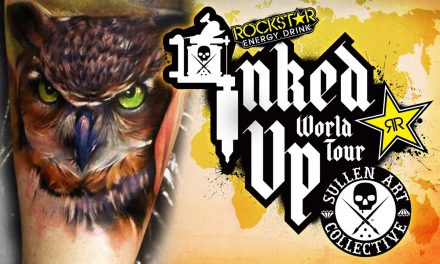 TATTOO CONVENTION COVERAGE – Rockstar Inked Up Tour El Paso 3 of 3