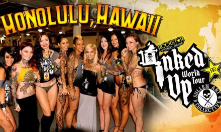 TATTOO CONVENTION COVERAGE – Rockstar Energy Miss Inked Up Hawaii