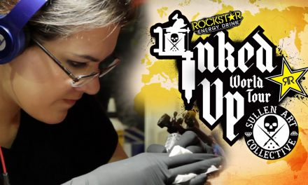 TATTOO CONVENTION COVERAGE – Rockstar Inked Up Tour El Paso 2 of 3