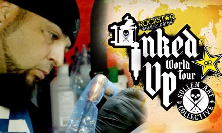 TATTOO CONVENTION COVERAGE – Rockstar Inked Up Tour El Paso 1 of 3