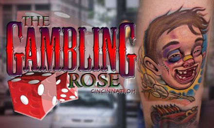 TATTOO CONVENTION COVERAGE – Gambling Rose Cincinnati 3 of 3