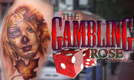 TATTOO CONVENTION COVERAGE – Gambling Rose Cincinnati 2 of 3