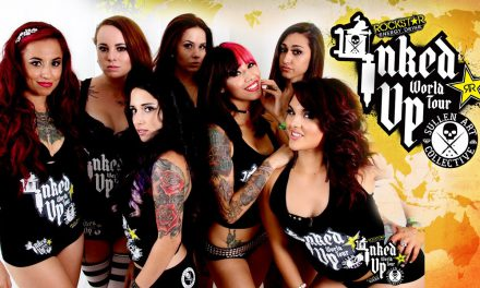 TATTOO CONVENTION COVERAGE – Rockstar Energy Miss Inked Up El Paso