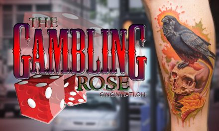 TATTOO CONVENTION COVERAGE – Gambling Rose Cincinnati 1 of 3