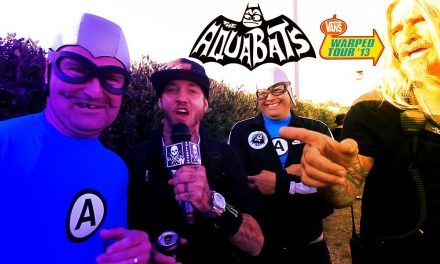 Vans Warped Tour – Rick Thorne – The Aquabats and Kenny Leath Interview