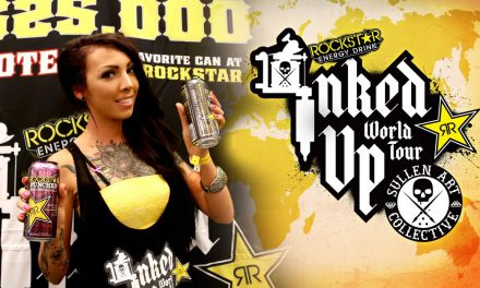TATTOO CONVENTION COVERAGE – Rockstar Inked Up Tour Toronto 2 of 2