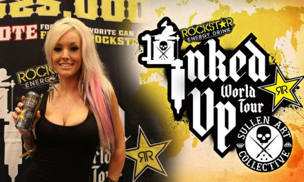 TATTOO CONVENTION COVERAGE – Rockstar Inked Up Tour Toronto 1 of 2
