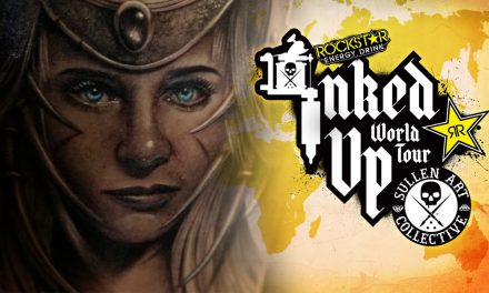 TATTOO CONVENTION COVERAGE – Rockstar Inked Up Tour New York City 3 of 3