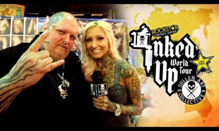 TATTOO CONVENTION COVERAGE – Rockstar Inked Up Tour New York City 2 of 3