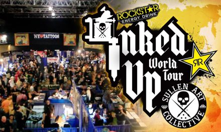 TATTOO CONVENTION COVERAGE – Rockstar Inked Up Tour New York City 1 of 3
