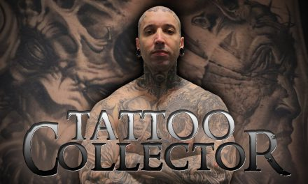 Tattoo Collector- Yallzee