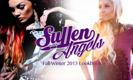 Sullen Angels Lookbook