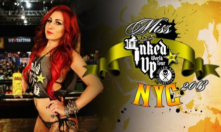 TATTOO CONVENTION COVERAGE – Rockstar Energy Miss Inked Up New York City