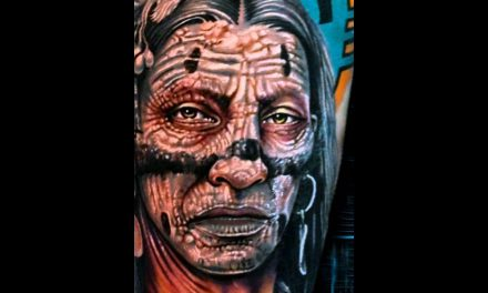 Roman Abrego Indian Tattoo talks!