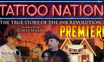 TATTOO NATION – ANAHEIM PREMIERE