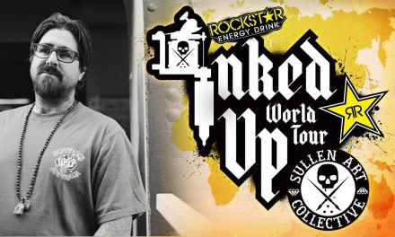 Artist Spotlight – Robert Atkinson- Inked Up Tour