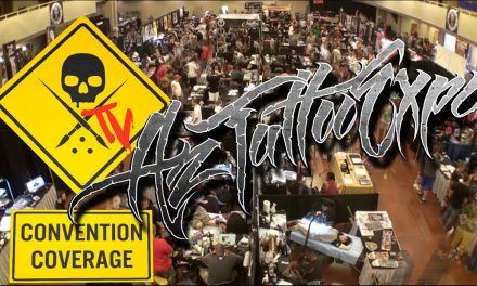 TATTOO CONVENTION COVERAGE – Arizona Tattoo Expo 2 of 2
