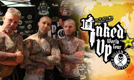 TATTOO CONVENTION COVERAGE – Rockstar Inked Up Tour Columbus Part 2